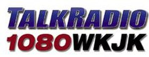 WKJK - Image: WKJK logo