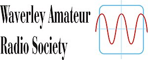 Waverley Amateur Radio Society - Image: Waverley Amateur Radio Society Logo