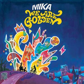 Mika — We Are Golden (studio acapella)