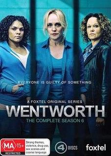 <i>Wentworth</i> (season 6)