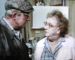 Gordon Wharmby British actor
