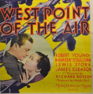 West Point of the Air - Theatrical release poster