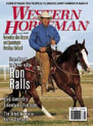 Western Horseman - Western Horseman, April 2005