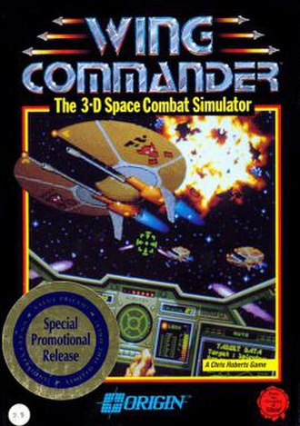 Wing Commander (video game) - Image: Wing Commander Box front