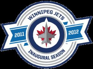 2011–12 Winnipeg Jets season - The Winnipeg Jets patch commemorating the first season