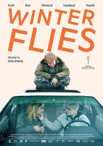 Winter Flies - Image: Winter Flies poster