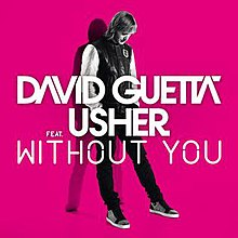 David Guetta featuring Usher - Without You (studio acapella)