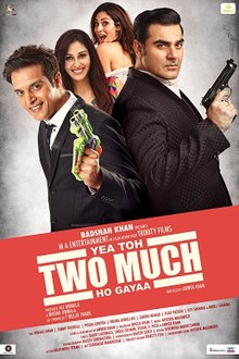 Image result for Yea Toh Two Much Hogaya