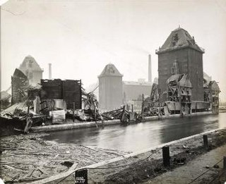 Silvertown explosion 1917 explosion at a munitions factory in east London