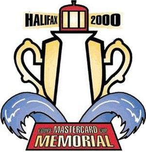 2000 Memorial Cup - Image: 2000 Memorial Cup