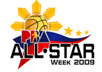 2009 PBA All-Star Weekend logo.png