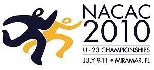 2010 NACAC Under-23 Championships in Athletics - Image: 2010 NACA Clogo