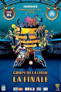 2012 Coupe de la Ligue Final association football match