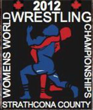 2012 World Wrestling Championships - Image: 2012 World Wrestling Championships logo