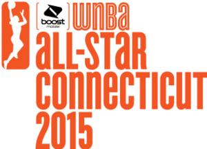 2015 WNBA All-Star Game - Image: 2015 WNBA All Star Game logo