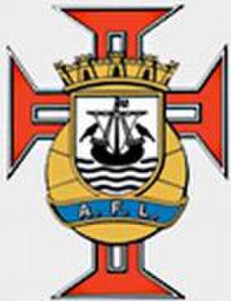 Lisbon Football Association - Image: AF Lisboa