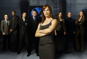 Alias (TV series) - The cast of season five