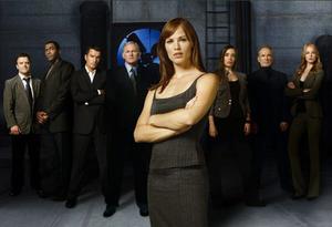 Alias (TV series) - The cast of season five