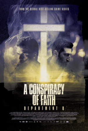 A Conspiracy of Faith - Theatrical release poster
