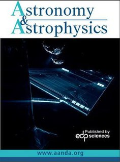 <i>Astronomy & Astrophysics</i> Academic journal