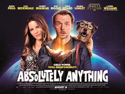 Picture of a movie: Absolutely Anything