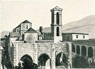Acheiropoietos Monastery - Image: Acheiropoietos 1