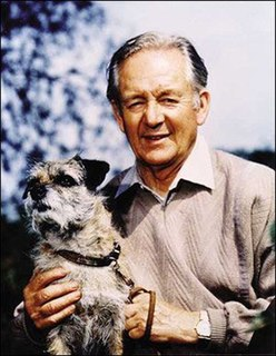 James Herriot British veterinary surgeon and writer