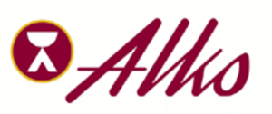 Alko - Alko's previous logo, used until 2007