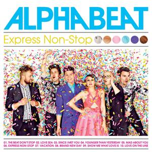 Express Non-Stop - Image: Alphabeat Express Non Stop