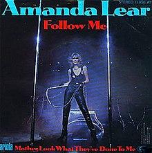 Amanda lear dating