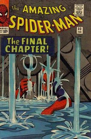 If This Be My Destiny...! - Image: Amazing Spider Man 33