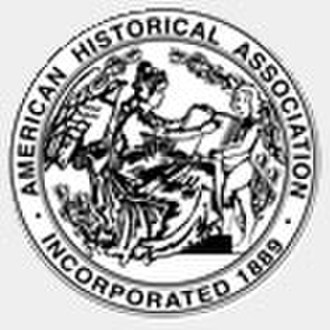 American Historical Association - Image: American Historical Association (crest)
