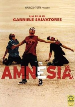 Amnèsia (2002 film) - DVD Cover