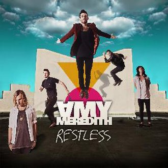 Restless (Amy Meredith album) - Image: Amy Meredith Restless Official Packshot