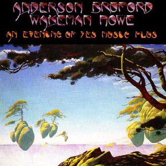 An Evening of Yes Music Plus - Image: An Eveningof Yes Music Plus 1993