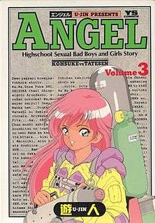 <i>Angel</i> (manga) Hentai manga series and OVA