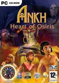 <i>Ankh: Heart of Osiris</i>