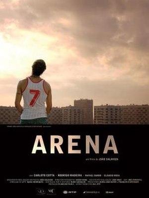 Arena (2009 film) - Film poster