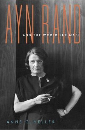 Ayn Rand and the World She Made %28cover%29