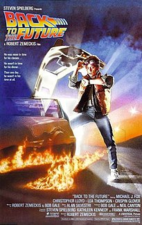 <i>Back to the Future</i> 1985 film by Robert Zemeckis
