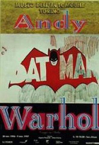 Batman Dracula - Promotional image for Batman Dracula.