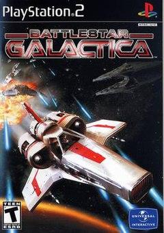 Risultati immagini per battlestar galactica videogame