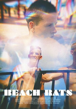 Beach Rats - Theatrical release poster