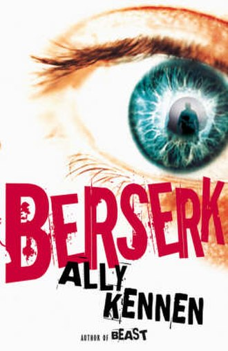 Berserk (novel) - First edition cover