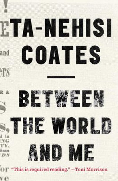 Picture of a book: Between The World And Me