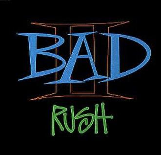 Rush (Big Audio Dynamite II song) - Image: Big Audio Dynamite II Rush