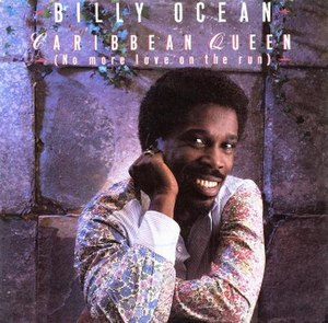 Caribbean Queen (No More Love on the Run) - Image: Billy Ocean Caribbean Queen