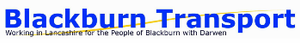 Blackburn Transport - Image: Blackburn Transport logo