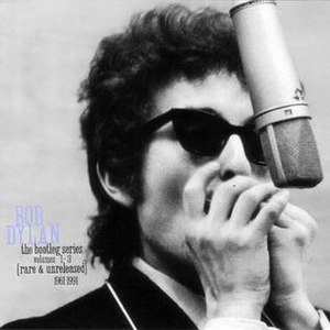 The Bootleg Series Volumes 1–3 (Rare & Unreleased) 1961–1991 - Image: Bob Dylan The Bootleg Series, Volumes 1 3