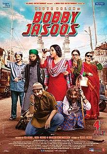 <i>Bobby Jasoos</i> 2014 Indian film